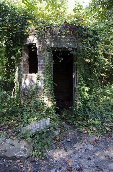 Round Room Ruins
