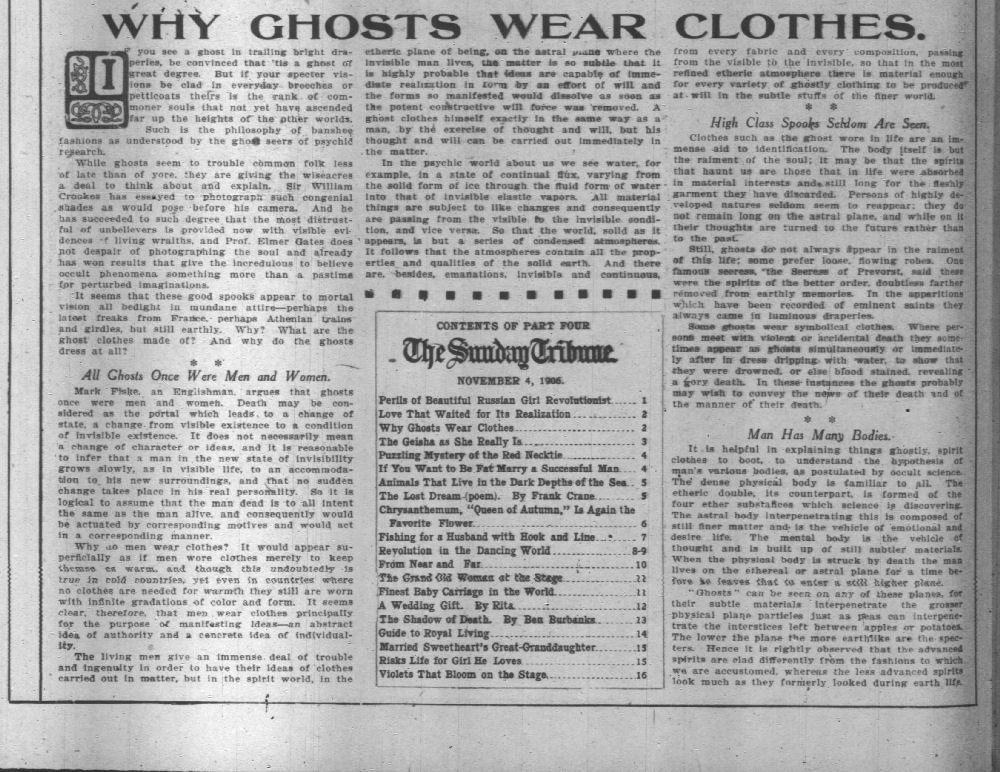 Chicago Tribune 11.04.1906 pg 2