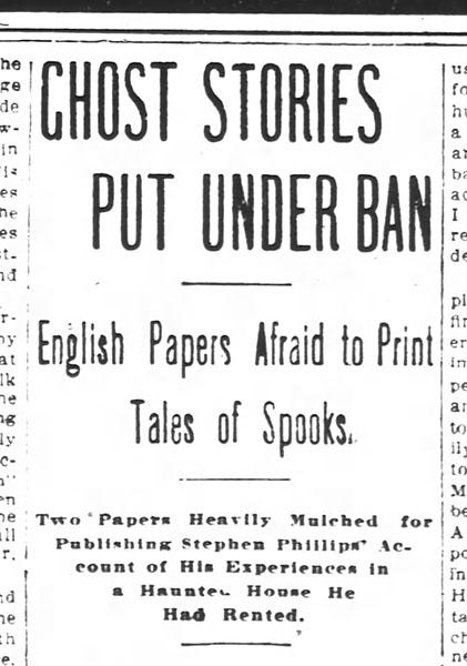 Atlanta Constitution 3/31/1907