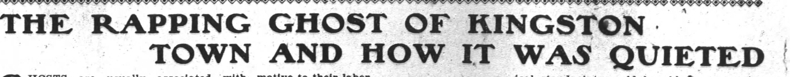 San Francisco Chronicle 03/06/1904