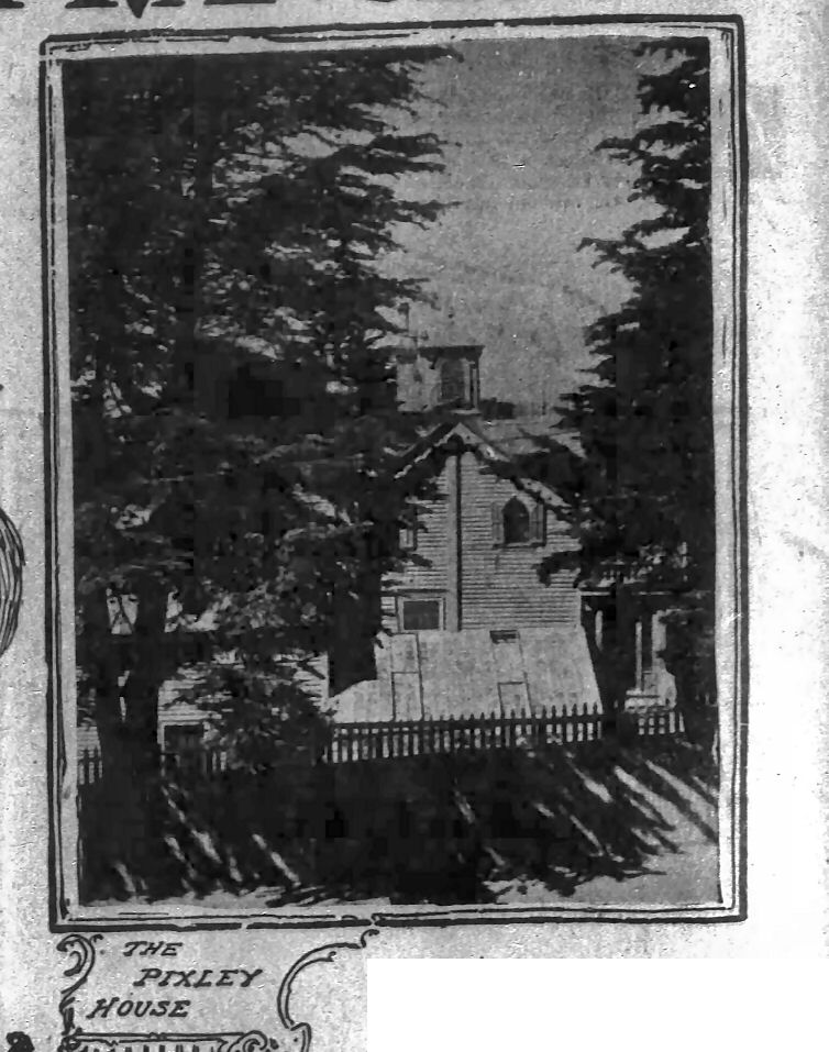 Pixley House