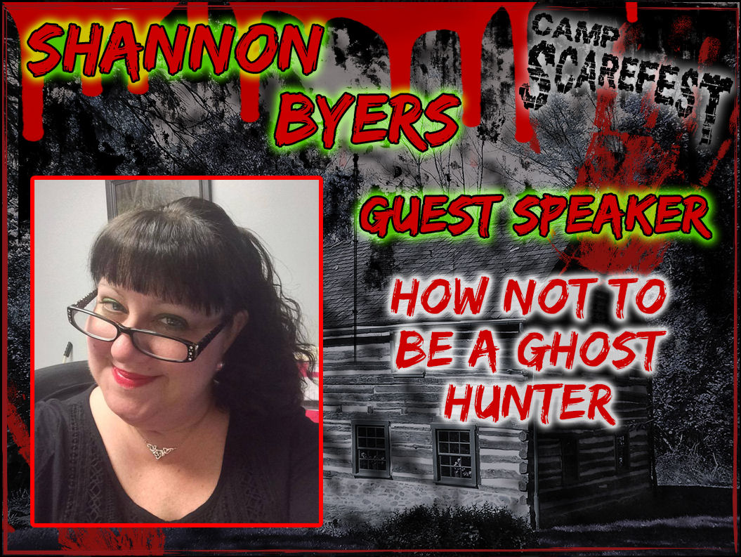 scarefest shannon 2